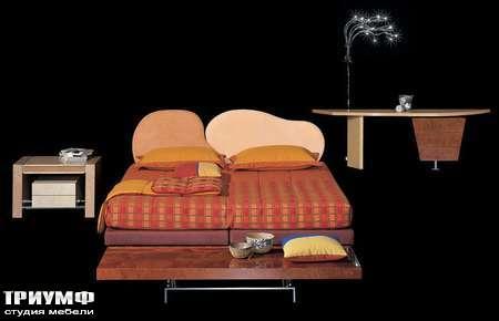 Итальянская мебель Il Loft - кровать wing