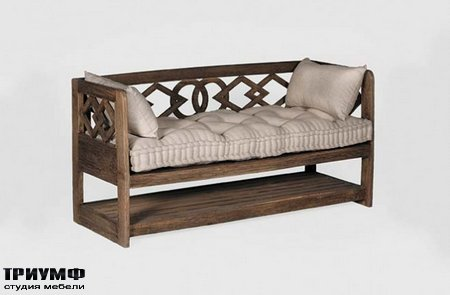 Американская мебель Gabby - Modena Bench