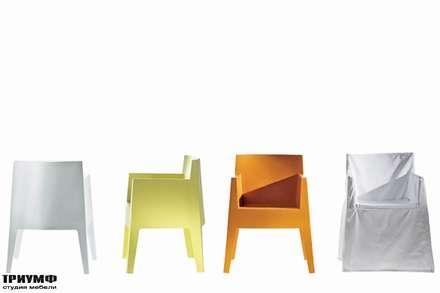 Итальянская мебель Driade - Кресло Toy