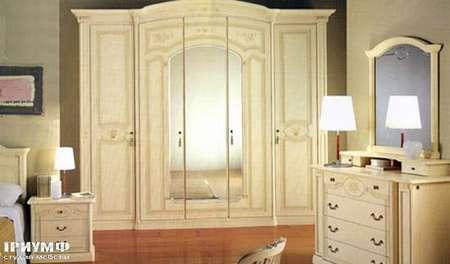 Итальянская мебель Ferretti e Ferretti - Шкаф зеркальный Rafaello