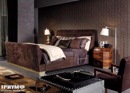 Итальянская мебель Mobilidea - Кровать manatthan арт.5085