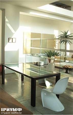 Итальянская мебель Gallotti & Radice - Стол Rocky