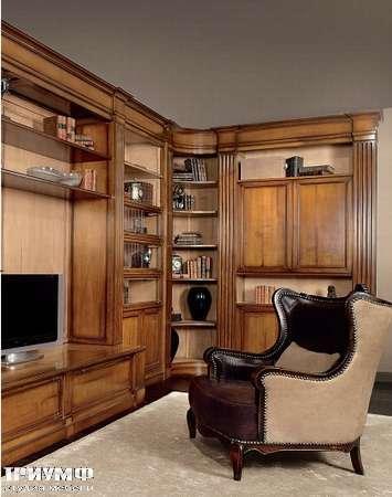 Итальянская мебель Grande Arredo - Стенка Livingstone