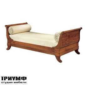 Итальянская мебель Morelato - Кровать-ладья односпальная