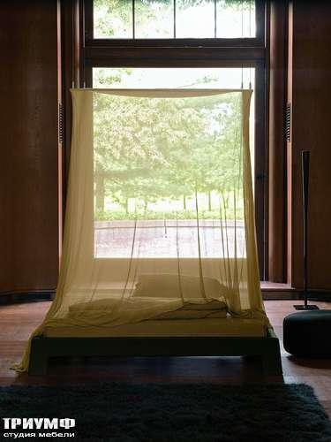 Итальянская мебель Ivano Redaelli - Кровать с балдахином System 4