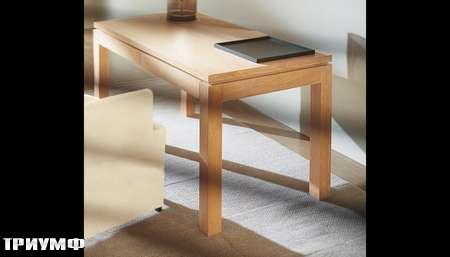 Итальянская мебель Meridiani - стол для письма Douglas