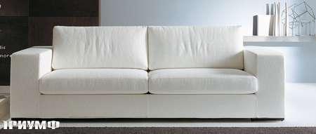 Итальянская мебель Bodema - диван Lester