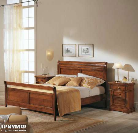 Итальянская мебель Modenese Gastone - Perla del Mare кровать