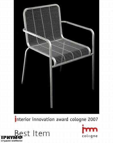 Итальянская мебель Lapalma - Стул ARIA