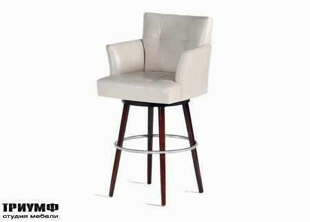 Американская мебель Jessica Charles - Stanza Swivel Bar Stool