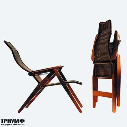 Итальянская мебель Driade - Полукресло складное