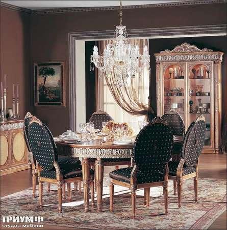 Итальянская мебель Jumbo Collection - Стул коллекция Four Seasons