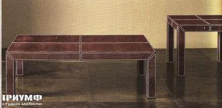 Итальянская мебель Rugiano - Стол журнальный Todo