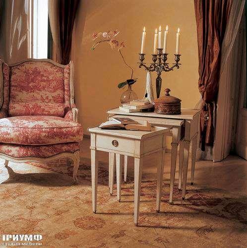 Итальянская мебель Salda - Журнальный стол  COD: 8495