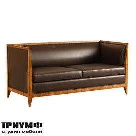 Итальянская мебель Morelato - Диван с низкой спинкой