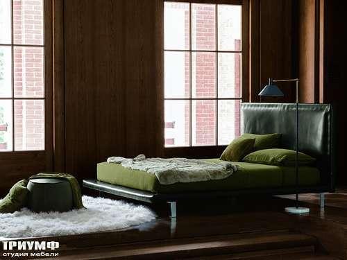 Итальянская мебель Ivano Redaelli - Кровать Soft