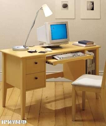 Итальянская мебель De Baggis - Стол компьютерный 20-153