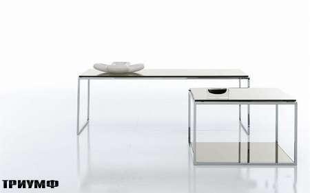 Итальянская мебель Presotto - журнальный стол Eolo