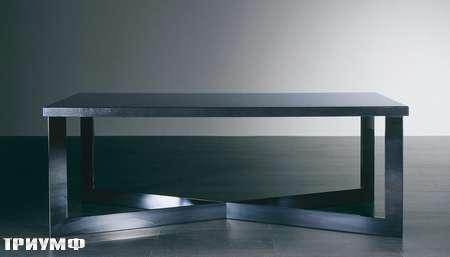 Итальянская мебель Meridiani - стол письменный Cross