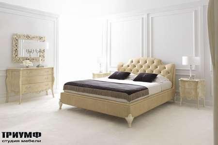 Итальянская мебель Tosconova - letto firenze beige