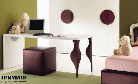 Итальянская мебель Di Liddo & Perego - Стол письменный E-Volution Chic