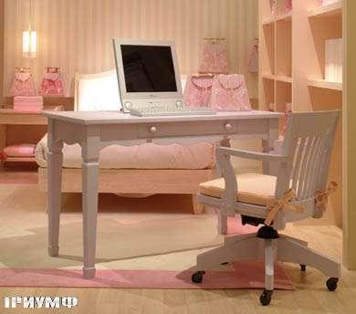 Итальянская мебель De Baggis - Стол письменный 20-152