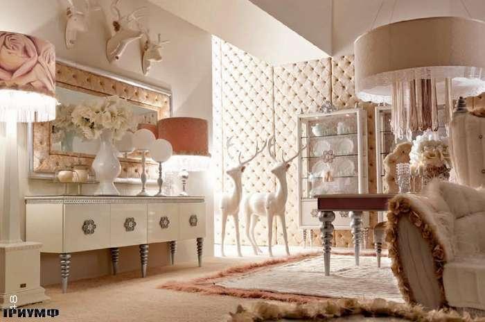 Итальянская мебель Altamoda - Комод с 5 створками
