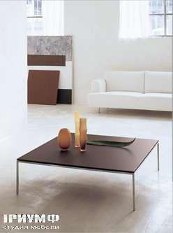 Итальянская мебель Longhi - стол журнальный bold
