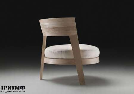 Итальянская мебель Flexform - small armchair sabbracci