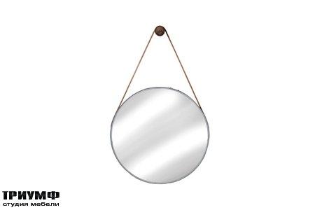 Американская мебель Cisco Brothers - Wine Barrel Hanging Mirror