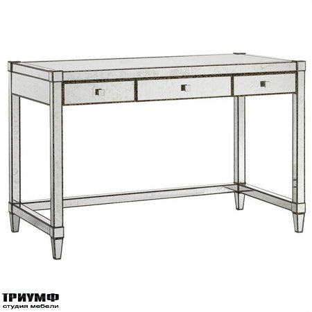 Американская мебель Currey and Company - Monarch Desk