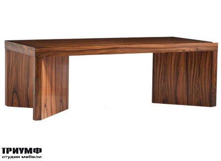 Американская мебель Kindel - Carlyle Coffee Table