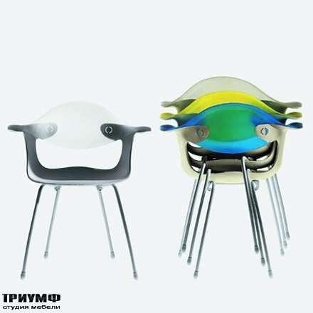 Итальянская мебель Driade - Кресло Bluebelle