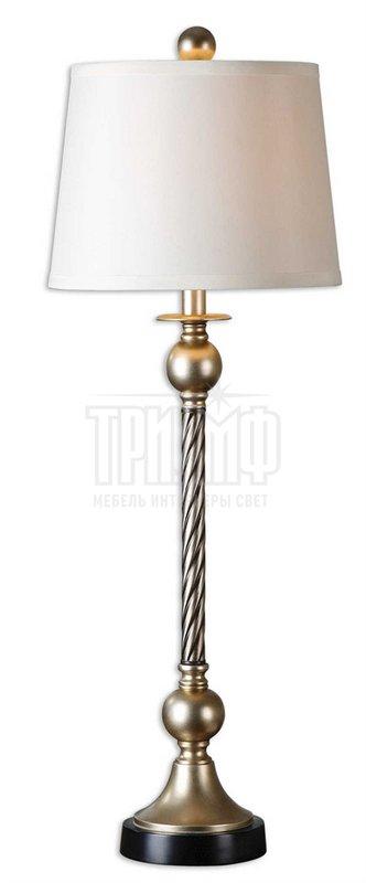 Американская мебель Uttermost - Лампа настольная Toano 29334
