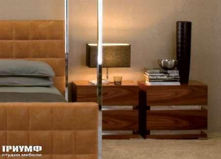 Итальянская мебель Mobilidea - Прикроватная тумбочка hollywood арт.5252