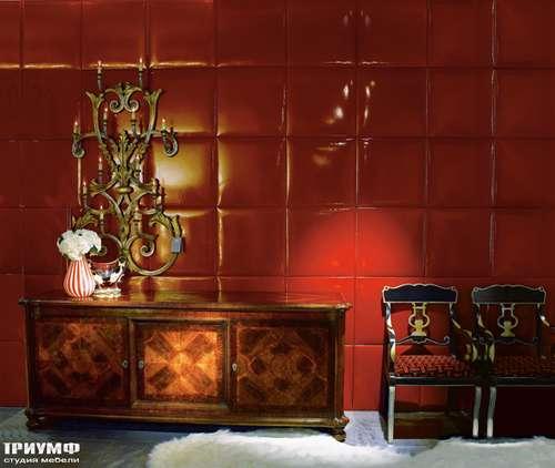 Итальянская мебель Cornelio Cappellini - Комод с 3 распашными дверьми