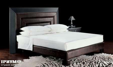 Итальянская мебель Smania - Кровать Eber