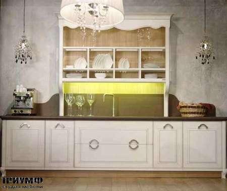 Итальянская мебель Grande Arredo - Кухня Etra