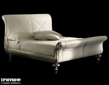 Итальянская мебель Cantori - кровать Vivaldi