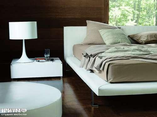 Итальянская мебель Ivano Redaelli - Кровать Gio двухспальная