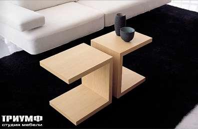 Итальянская мебель Longhi - стол журнальный brio