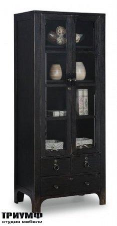 Американская мебель Flexsteel - Homestead Storage Cabinet