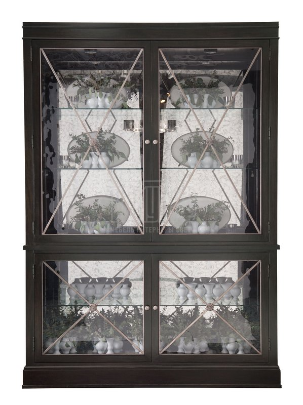 Американская мебель Bernhardt - Витрина  367-617, 367-110