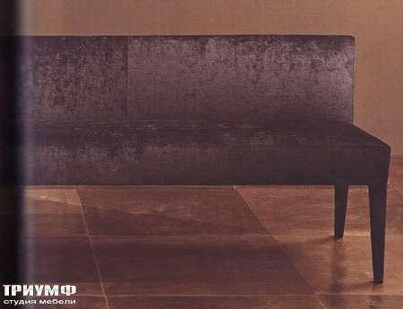 Итальянская мебель Rugiano - Скамейка Queen кожа