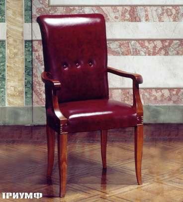Итальянская мебель Colombo Mobili - Рабочий стул арт. 186.Р кол. Scarlatti