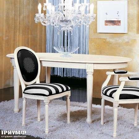 Итальянская мебель Seven Sedie - Стол Luigi