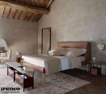 Итальянская мебель Ligne Roset - кровать Ruche