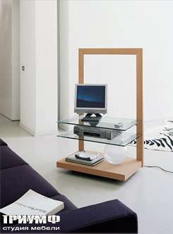 Итальянская мебель Longhi - стойка под TV 335 lcdplus