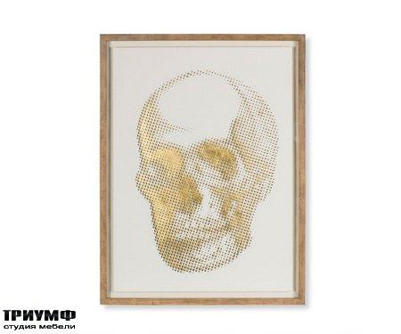 Американская мебель Coup & Co - Gold Skeleton
