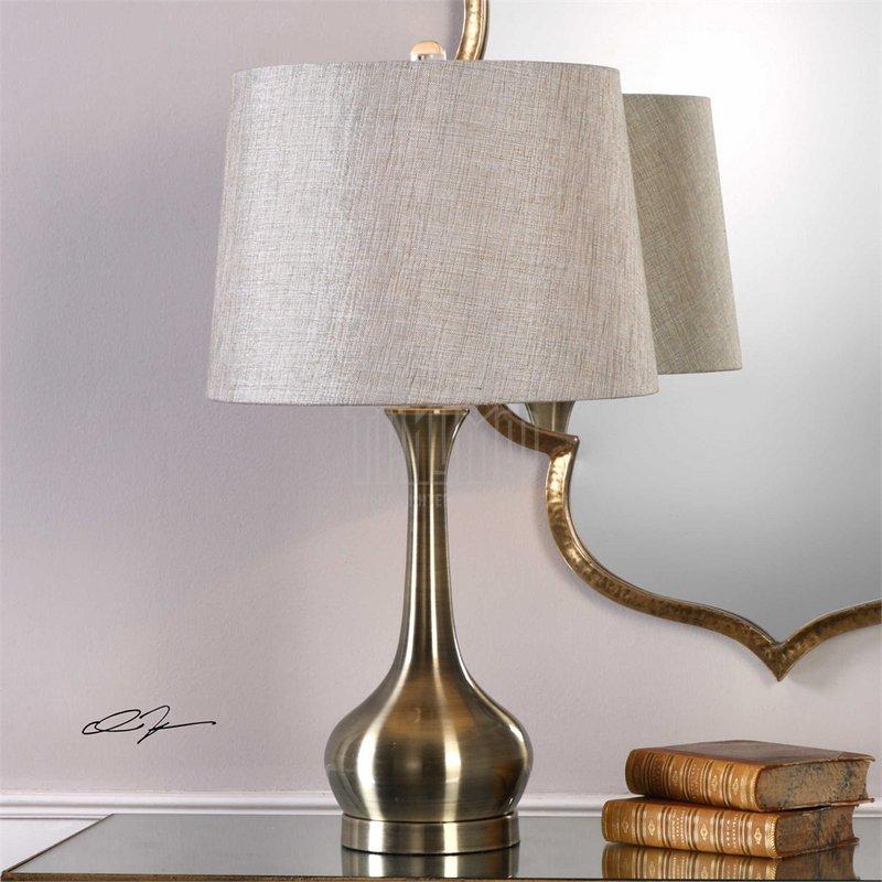 Американская мебель Uttermost - Лампа настольная Balle27533-1